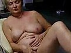 Short-haired aged woman masturbates on a couple of places in this video, this sweetheart even uses a couple of different toys. When you're a slut u remain one always.