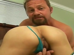 Blonde milf Ashden enjoys getting her poke holes licked in advance of being pounded hard