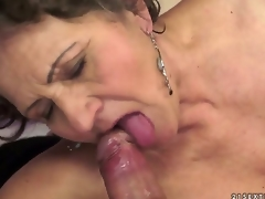 Kata is the not quite all insatiable granny you can imagine. U can check out this hairy granny in act here as this babe swallows and acquires drilled by that youthful schlong that makes her cum.