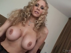 Cece Stone and Katie St Ives show why milfs make the hottest chicks on the planet! Watch the sexual mommys taking their clothing off and showing whats hiding underneath...