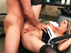 Angela Attison is one of the hottest milfs in the game and James Deen is her fucker in this video. That guy will drill her bawdy cleft like not ever in advance of and that babe will like that so fucking much.