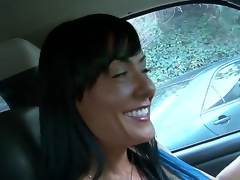Vehement and always cock-hungered cougar Mahina Zaltana seduces charming pal to have wild screw with her. This babe offers him to pick the chap to his apartments dreaming about sex.