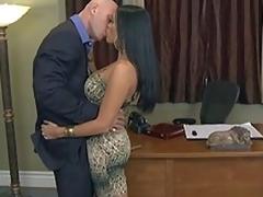Vanilla fucking her boss
