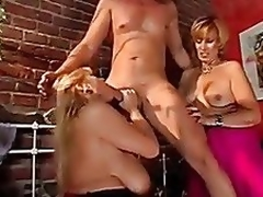 Group sex with mature sweethearts - 6
