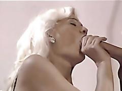 Sexual Blond Milf free movie
