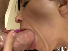 slobbering all deliver up hammer away dick and getting exasperation fucked