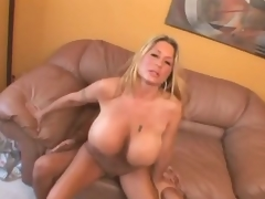 Curvy biggest meatballs milf drilled in her bawdy cleft