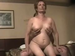 In part 2 the hawt milf acquires her pleasing cum-hole licked and drilled hard.